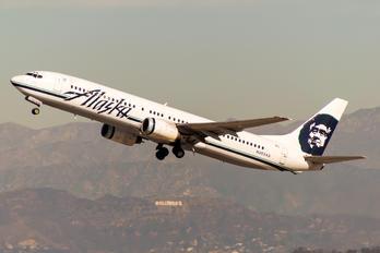 N303AS - Alaska Airlines Boeing 737-900