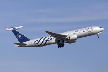 HZ-AKA - Saudi Arabian Airlines Boeing 777-200ER