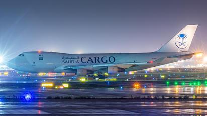 TF-AMQ - Saudi Arabian Cargo Boeing 747-400F, ERF