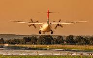 YU-ALN - Air Serbia ATR 72 (all models) aircraft