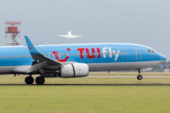 SE-DZV - TUIfly Nordic Boeing 737-800