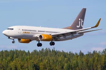 OH-JTZ - Jet Time Boeing 737-700
