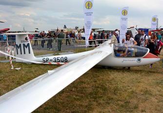 SP-3508 - Aeroklub Lubelski PZL SZD-51 Junior