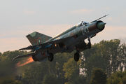 243 - Bulgaria - Air Force Mikoyan-Gurevich MiG-21bis aircraft