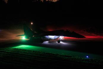 33 - Bulgaria - Air Force Mikoyan-Gurevich MiG-29UB