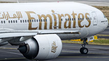 A6-ENN - Emirates Airlines Boeing 777-300ER aircraft