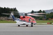 LN-OQJ - CHC Norway Sikorsky S-92 aircraft