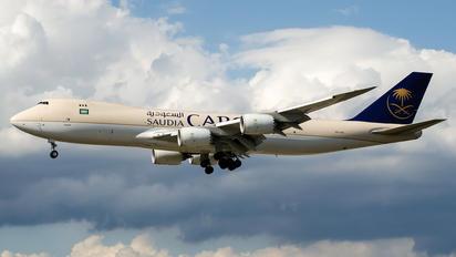 HZ-AI4 - Saudi Arabian Cargo Boeing 747-8F