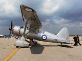 C-FVZZ - Private Westland Lysander III aircraft
