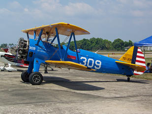 TG-JEN - Private Boeing Stearman, Kaydet (all models)
