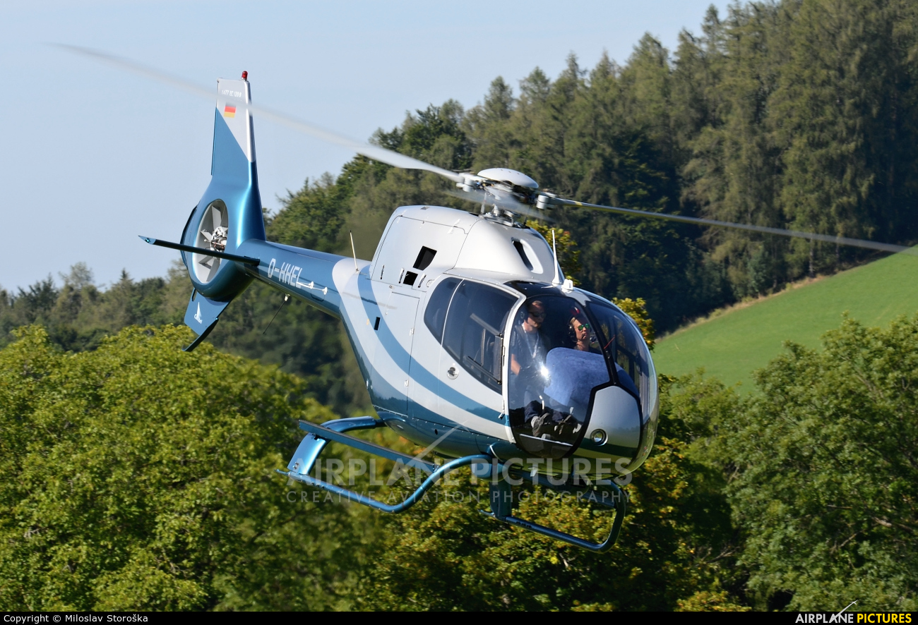 Private D-HHEL aircraft at Off Airport - Austria