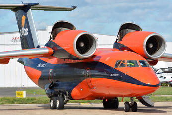UR-CKC - Cavok Air Antonov An-74