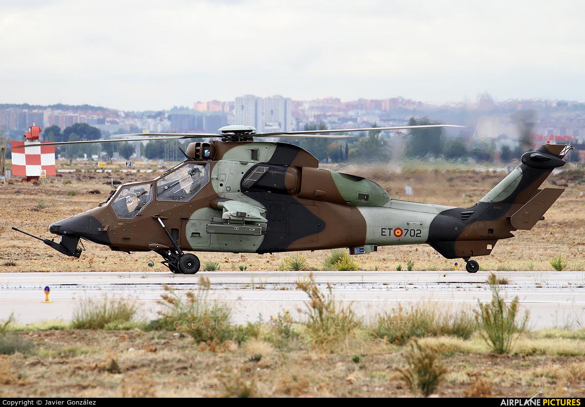 Spain - Army HA.28-02 aircraft at Madrid - Torrejon