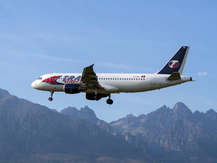 TS-INQ - Travel Service Airbus A320