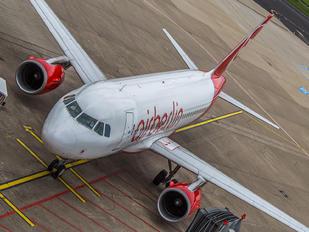D-ASTX - Air Berlin Airbus A319