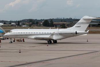 N729KF - Private Bombardier BD-700 Global 5000