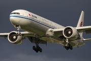 B-2089 - Air China Boeing 777-300ER aircraft