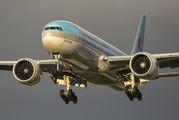 HL8226 - Korean Air Cargo Boeing 777F aircraft