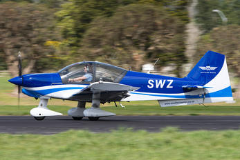 ZK-SWZ - Southern Wings Alpha Aviation Alpha R2160I