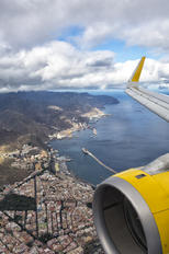 EC-MGZ - Vueling Airlines Airbus A321