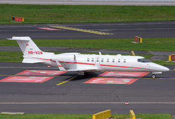 HB-VDW - TAG Aviation Learjet 45XR