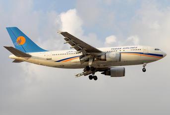 YA-CAQ - Taban Airlines Airbus A310