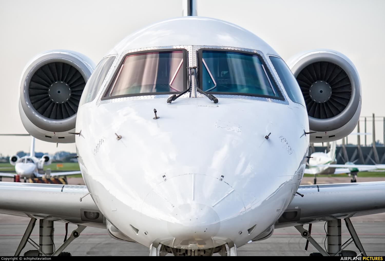 Denim Air PH-DND aircraft at Amsterdam - Schiphol