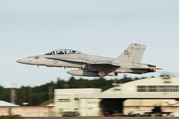 164659 - USA - Marine Corps McDonnell Douglas F/A-18D Hornet