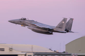32-8821 - Japan - Air Self Defence Force Mitsubishi F-15J