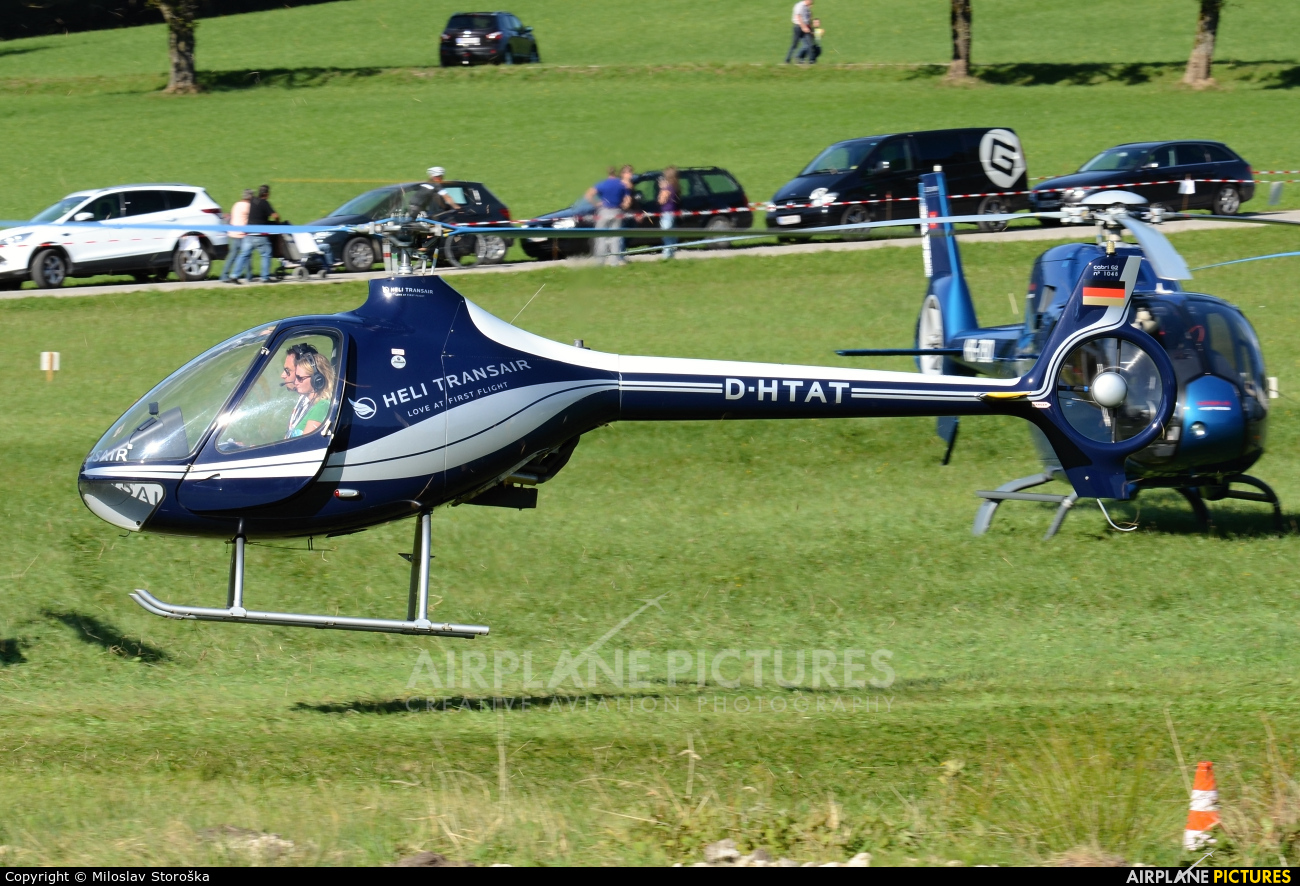 Private D-HTAT aircraft at Off Airport - Austria
