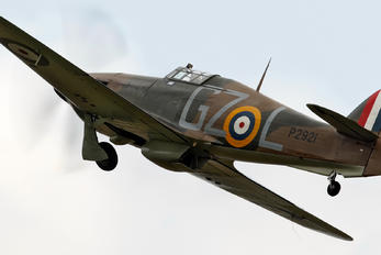 G-CHTK - Private Hawker Hurricane I