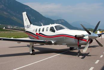 F-GSLV - Private Socata TBM 850