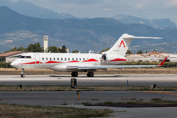 VP-CEO - Private Bombardier BD-700 Global 6000