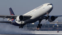 OO-SFW - Brussels Airlines Airbus A330-300 aircraft
