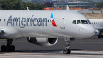 N202UW - American Airlines Boeing 757-200 aircraft