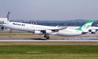 EP-MMC - Mahan Air Airbus A340-300 aircraft