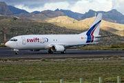 EC-MIE - Swiftair Boeing 737-400F aircraft