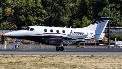 N858Q - Private Beechcraft 390 Premier