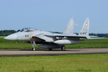 62-8872 - Japan - Air Self Defence Force Mitsubishi F-15J