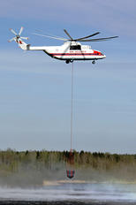 EW-300TF - Belarus - Ministry for Emergency Situations Mil Mi-26