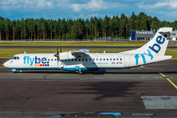 OH-ATN - FlyBe Nordic ATR 72 (all models)