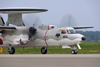 54-3455 - Japan - Air Self Defence Force Grumman E-2C Hawkeye