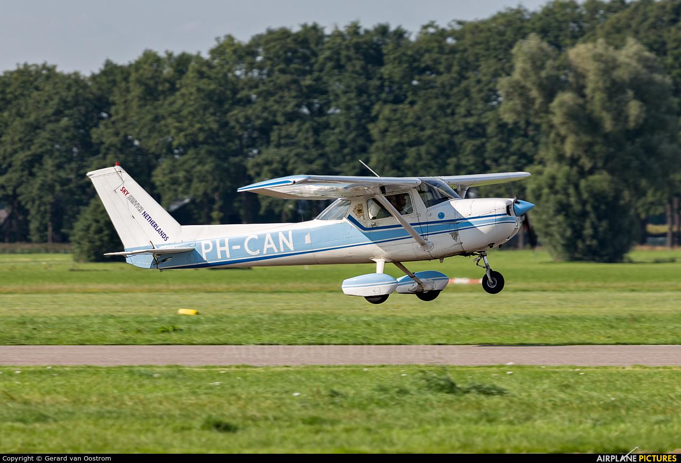 Sky Service Netherlands Day Tours Cessna 150 PH-CAN