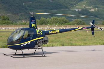 I-HEFR - Private Robinson R22