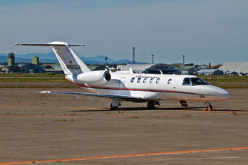 N185GV - Japan - Ministry of Land, Infrastructure and Transport Cessna 525C Citation CJ4