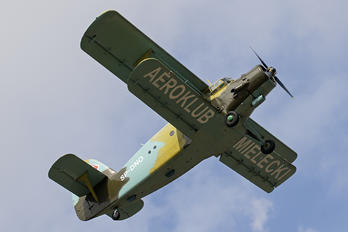 SP-DNO - Aeroklub Mielecki PZL An-2