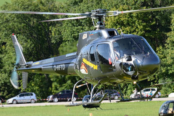 D-HFTD - Private Aerospatiale AS350 Ecureuil / Squirrel