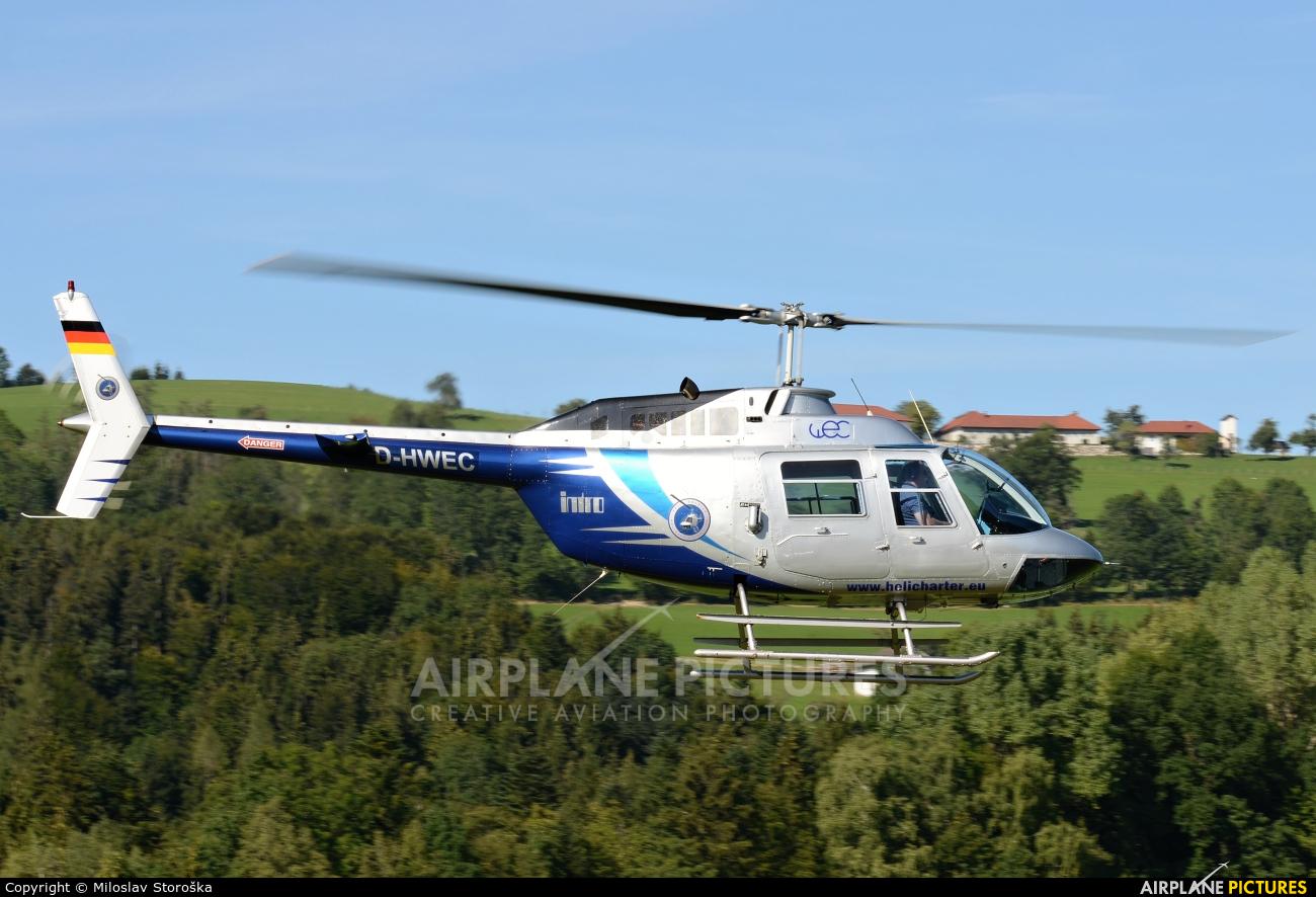 Private D-HWEC aircraft at Off Airport - Austria