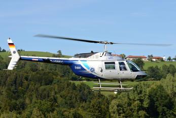 D-HWEC - Private Agusta / Agusta-Bell AB 206A & B