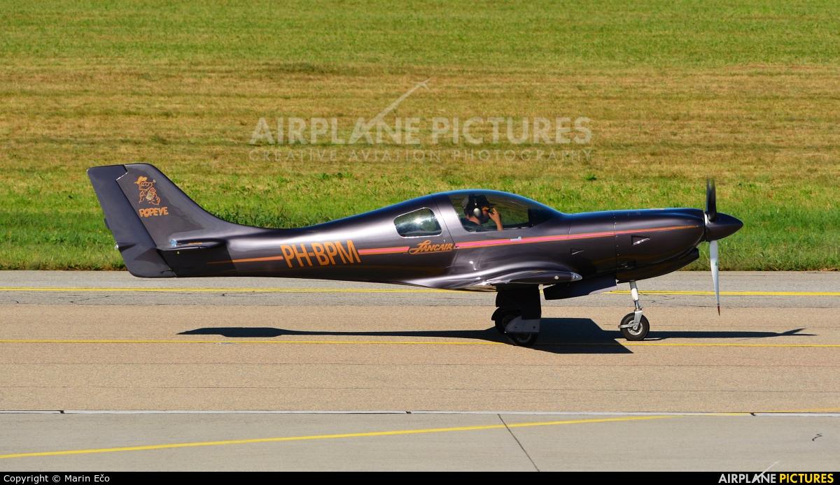 Unknown PH-BPM aircraft at Graz